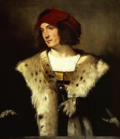 1024px-Portrait_of_a_Man_in_a_Red_Cap_-_Titian_c._1510